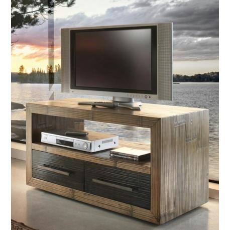 Porta TV Essential 1 vano + 2 cassetti