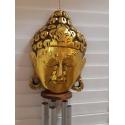Wind chime viso di Buddha cm 15