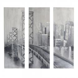 Set 3 quadri Ponte