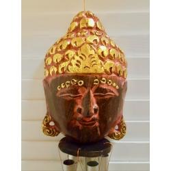 Wind chime viso di Buddha cm 20
