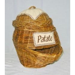 Cesto porta patate