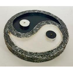 Porta incenso Yin e Yang
