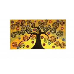 Quadro Aboriginal 5