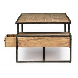 Tavolino 1 cassetto Egon