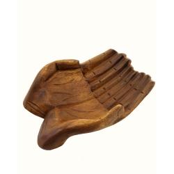 Mano in legno
