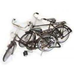 Bicicletta in ferro