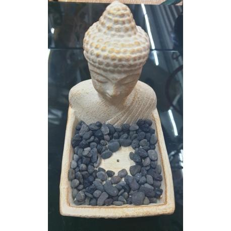 Buddha brucia incensi