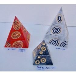 Piramide 3 settori porta tutto