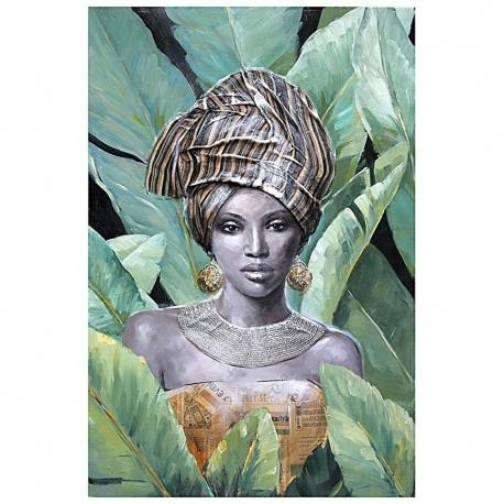 Quadro dipinto Wanita