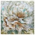 Quadro dipinto fiori Putih