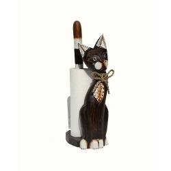 Porta scottex gatto